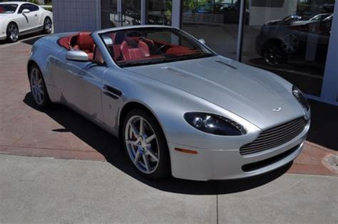 purchase used 2008 aston martin vantage in louise texas united states for us 39 000 00 buy used 2008 aston martin v8 vantage base convertible 2 door 4 3l in walnut creek california