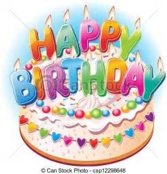 eps vector of birthday cake csp12298648 search clip art