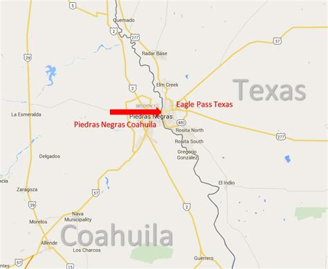 map of eagle pass texas nachos restaurant