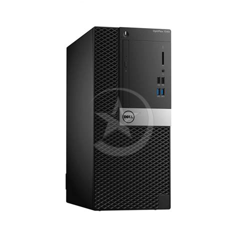 Dell Optiplex 7040 Mt I7 6700 16gb 7pro cpu dell optiplex 7040 minitorre intel i7 6700t 2 8 ghz ram 8gb ssd 512gb dvd win10 pro