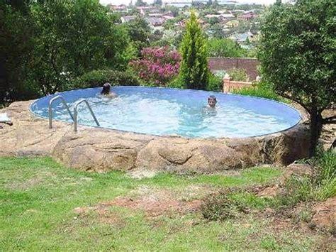 garten deko pool above ground swimming pool ideas images pools and