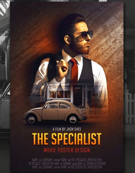 tutorial design movie poster 23 new exciting adobe photoshop tutorials to enhance your