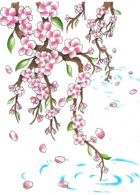 cherry tree design 36 best cherry blossom drawing idea images on
