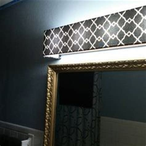 bathroom vanity light covers this is a before and after of what vanity shades of vegas