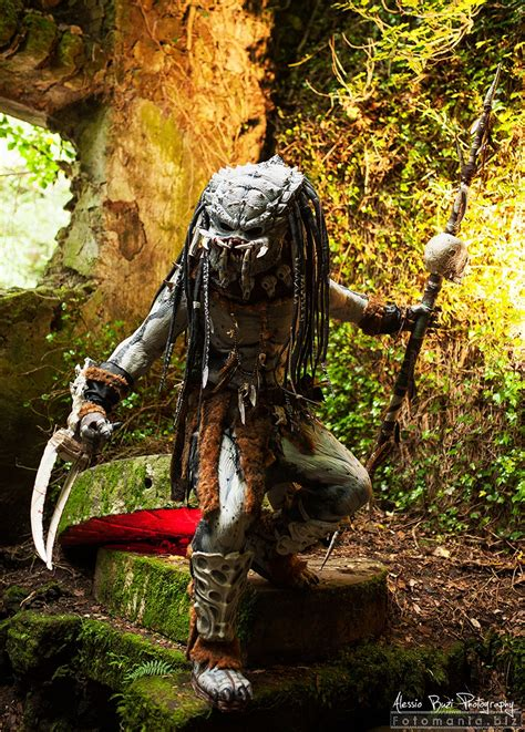 Get Your Own Predator Costume by Primitive Predator Costume Get To The Cave
