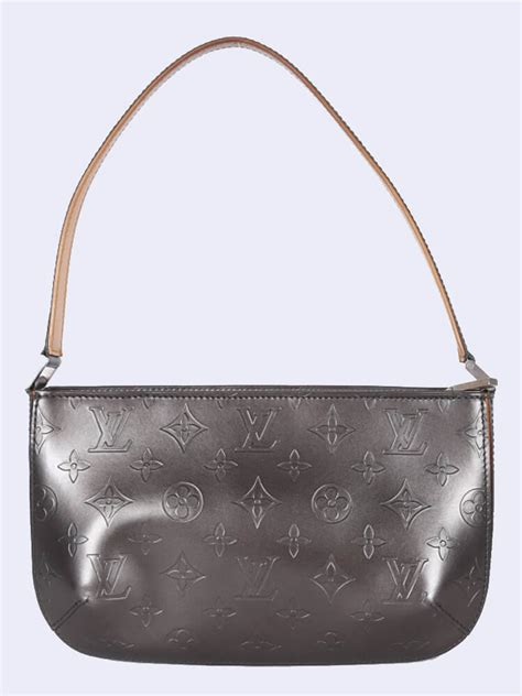 louis vuitton fowler monogram matt grey luxury bags
