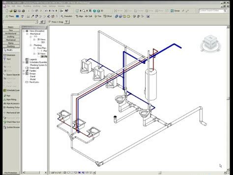 Plumbing In Revit by Modeling Greywater Systems In Revit Mep