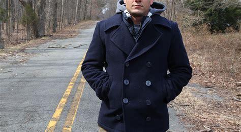 best mens pea coat best navy pea coat jacketin