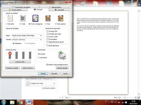 reset epson xp 201 yoreparo impresora epson xp 211 no reconoce cartuchos originales