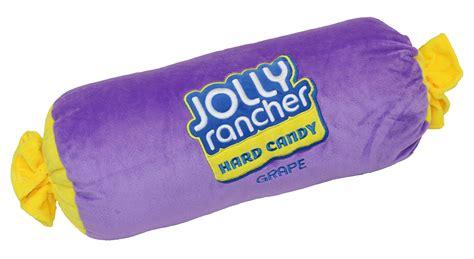 Jolly Rancher Pillow by Jolly Rancher Grape Lg Plush Pillow