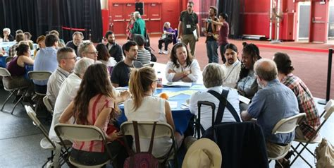 by the early evening people start to gather at the port get their commonbound network gatherings new economy coalition
