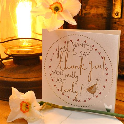 Thank You Note For Handmade Gift - thank you gift ideas wedding helpers gift ftempo