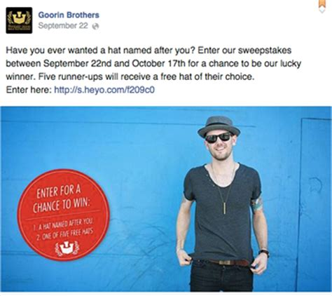 How To Do A Giveaway On Facebook For Likes - how to launch your product using facebook social media examiner