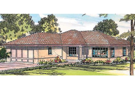 mediterranean house plans topaz 11 087 associated designs