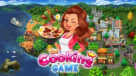 mod game android apk free download the cooking game apk v1 7 4 mod unlimited diamond coin