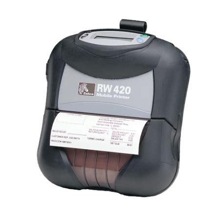 Tinta Printer Zebra impresora movil zebra rw420 printer parts