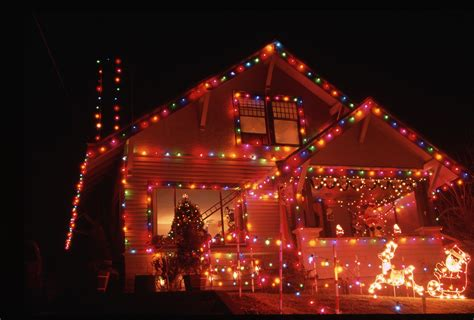 seattle christmas lights neighborhoods best lights in seattle tacoma and bellevue