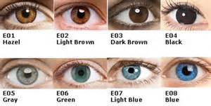 what does my eye color and eye colors forums myanimelist net