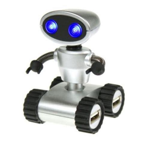 Usb Hub Robot Adapter Adapter Robot Usb Hub 4 Port Hub Prsn froobi daily deals robot 4 port usb hub for pc mac the daily swag