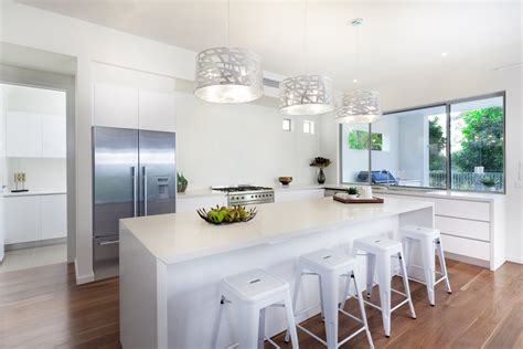 photo de cuisine am駻icaine granite countertops kitchen design ideas marble