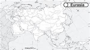 Outline Map Of Russia And Northern Eurasia by 1940 Blank Map Of Eurasia Pictures To Pin On