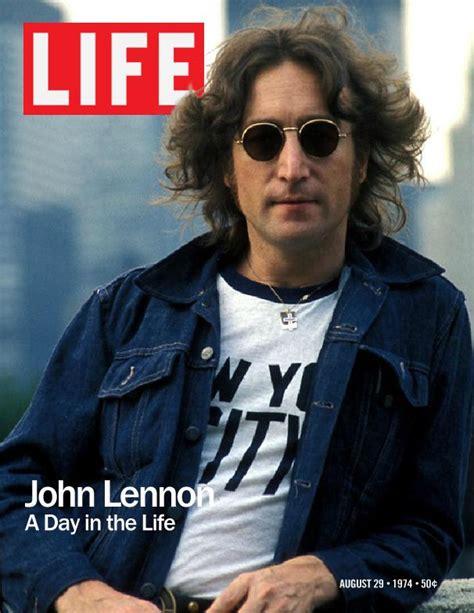 biography of john lennon gene sheehan remembers two giants one sad day