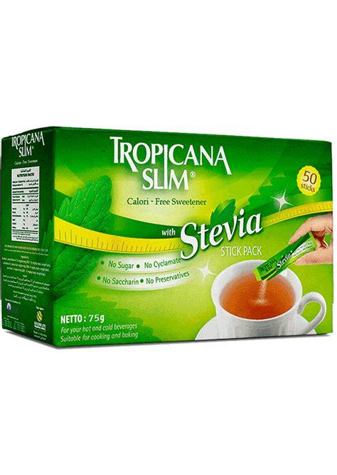 Tropicana Slim Sweetener Classic 100 tropicana slim stevia