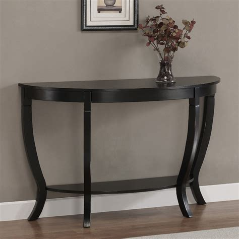 Distressed Console Table Lewis Distressed Black Sofa Table Contemporary Console Tables By Overstock
