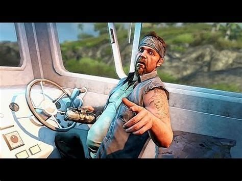 characters far cry 4 television tropes idioms far cry 3 hurk all cutscenes youtube
