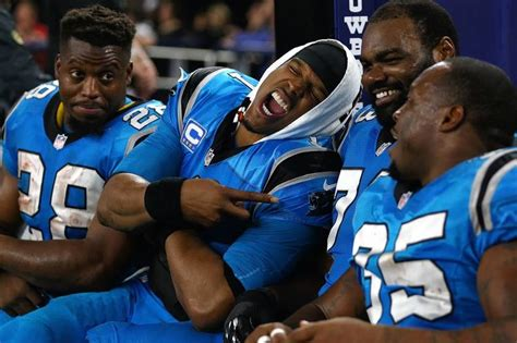 cam newton bench the carolina panthers secret weapon waffle house wsj