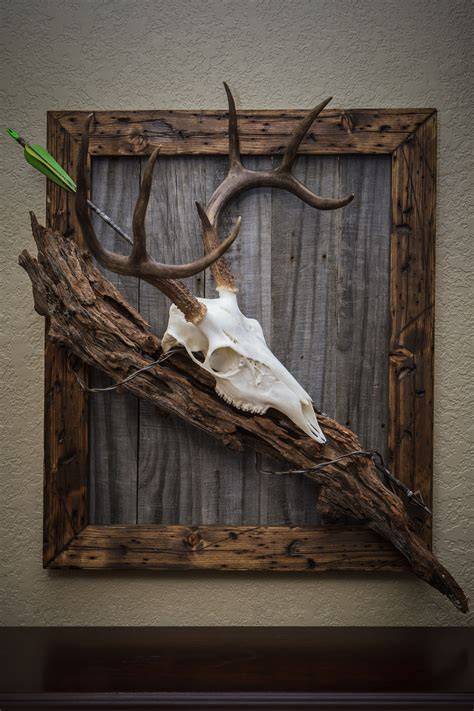 23 diy decoration ideas using antler choice is endless