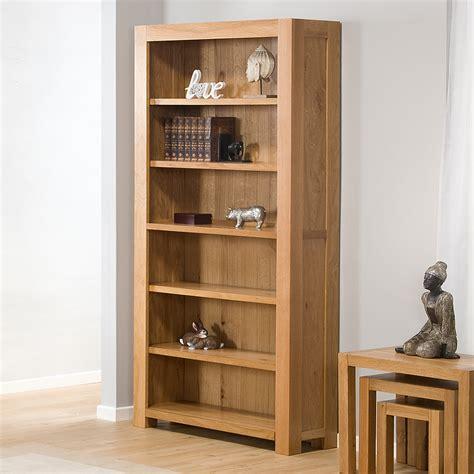 6 shelf oak bookcase garden furniture collection