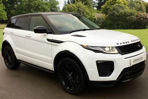 land rover evoque black and white range rover evoque price in pakistan review features