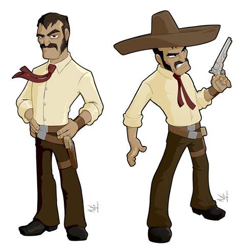 imagenes de la revolucion mexicana de caricatura dibujos poses de juan escopeta