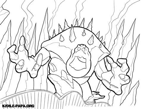 snow monster coloring page ausmalbilder f 252 r kinder trolle