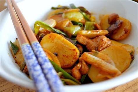 new year fried nian gao recipe stir fried sticky rice cakes nian gao the woks of