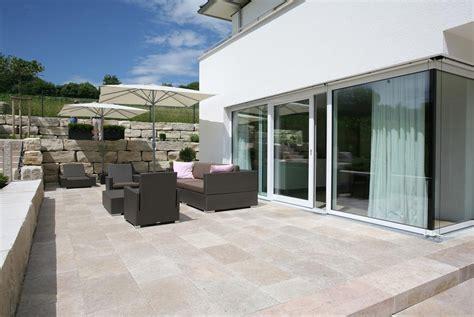 moderne terrassengestaltung moderne terrassengestaltung stein draussen