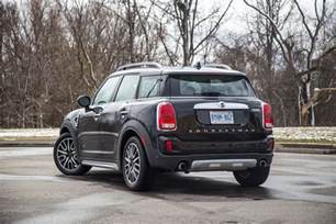 Mini Cooper Countryman Size Review 2017 Mini Cooper S Countryman All4 Canadian Auto