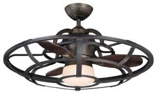 Ceiling Fan Enclosed Bring Back Comfort Into Your Home 15 Wonderful Enclosed