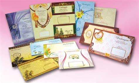 jasa cetak undangan pernikahan undangan khitanan murah