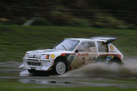 peugeot 205 rally legendary peugeot 205 t16 and more in new forza 6 car list