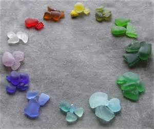 Sea Glass Sea Glass See How Beautiful That Is On Sea