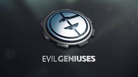 dota 2 eg wallpaper logo evil geniuses wallpapers hd download desktop logo