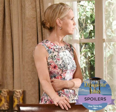 days of our lives spoilers chad and belle grow closer days of our lives spoilers jennifer s shocking relapse