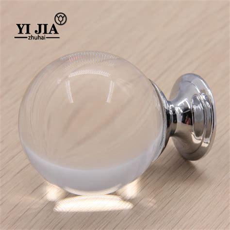 glass cabinet door knobs glass kitchen cabinet door knobs and handles yijia