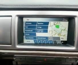 Jaguar Sat Nav Update Jaguar Xf Xk 2015 Navigation Europa Sat Nav Update Dvd Ebay
