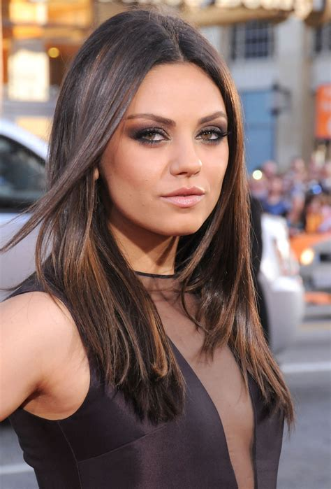 perfect hair color for brown eyes how to find your perfect hair color stylecaster