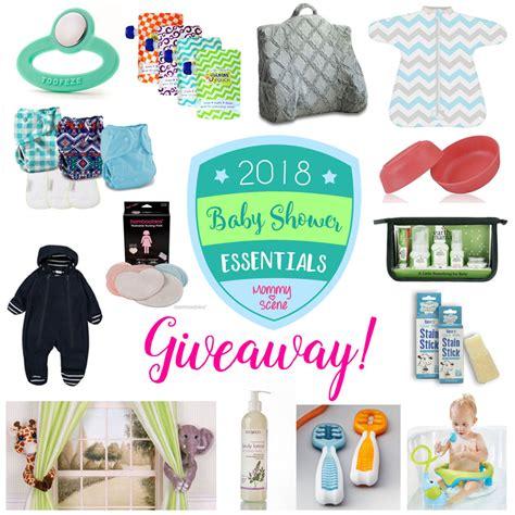 Essentials For Baby Shower by Baby Shower Essentials Giveaway