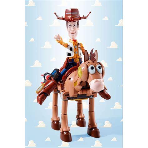Robot Woody Story chogokin story chogattai woody robot sheriff