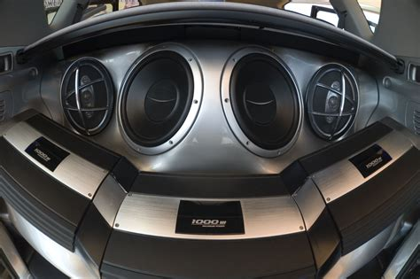 wiring two s in one car audio system